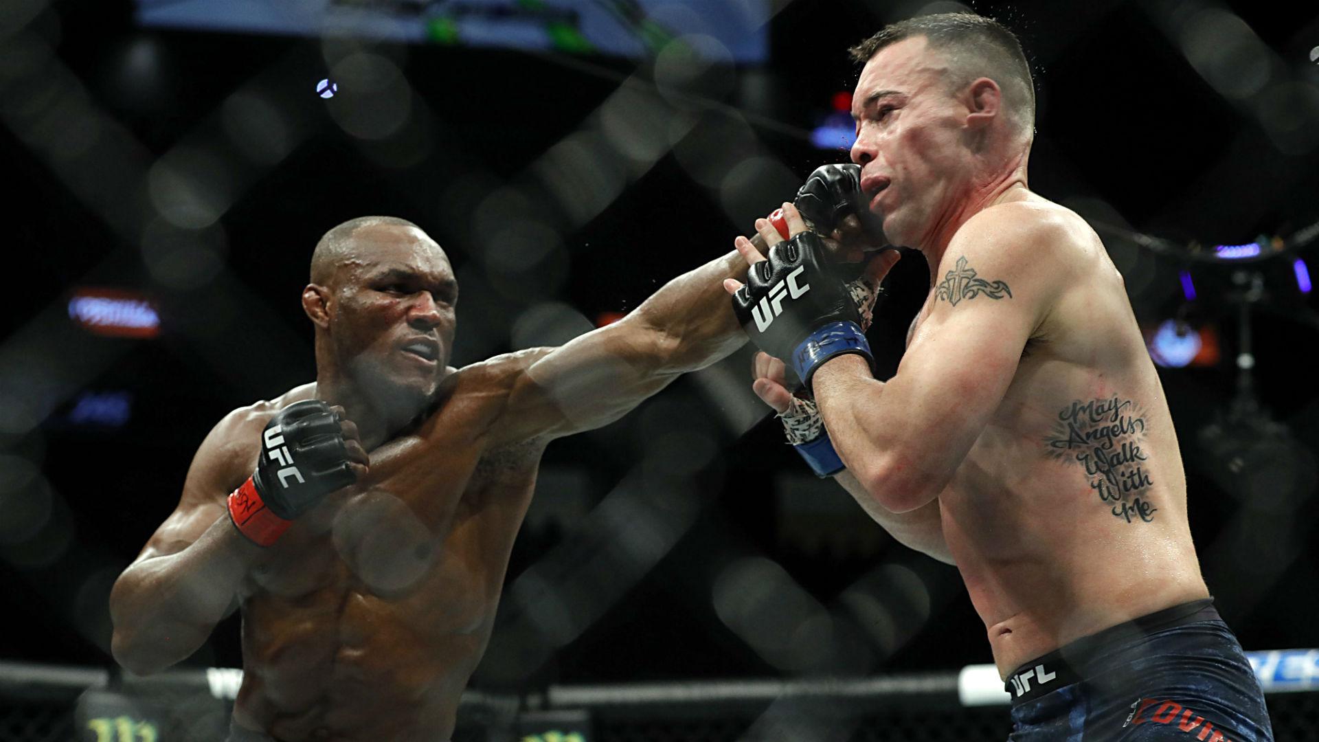 Colby Covington blasts 'fake stoppage' after UFC 245 defeat to Kamaru Usman