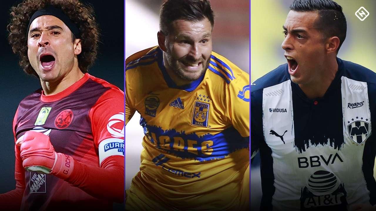 Liga MX Apertura 2021 - Ochoa - Gignac - Funes Mori