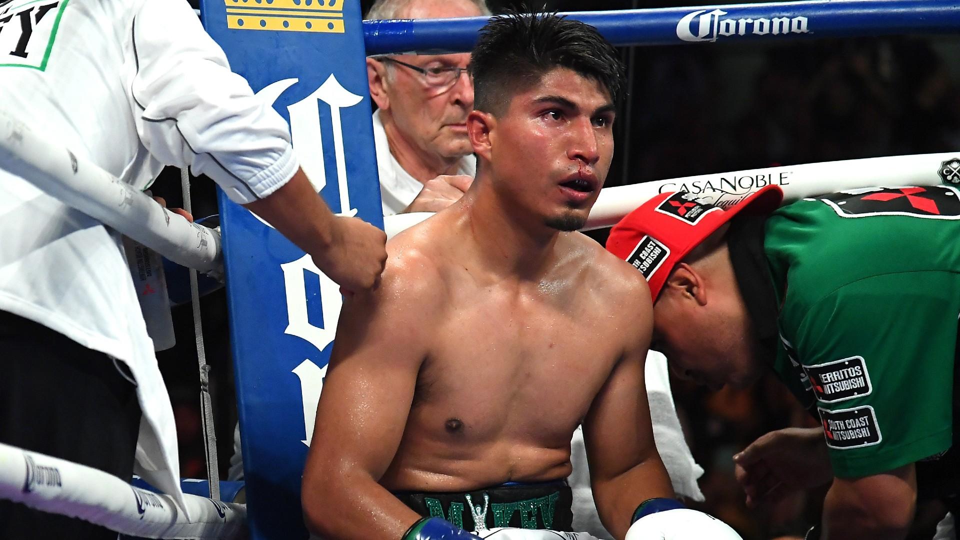 Mikey García listo para borrar dudas en el peso welter vs.Jessie Vargas 61