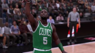 NBA 2K16 2007-08 Celtics Kevin Garnett
