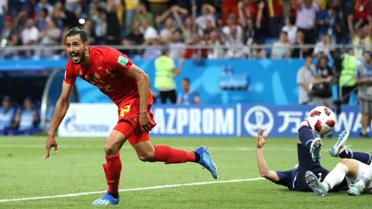 Belgium game winner Japan World Cup FTR