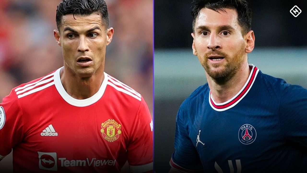 Cristiano Ronaldo - Lionel Messi - highest paid athletes - September 2021
