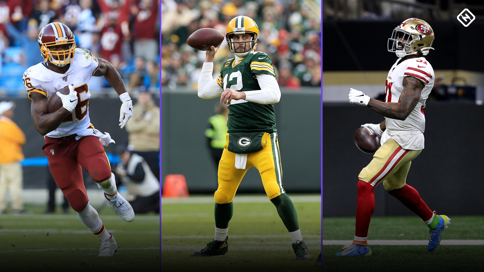 Week 15 Fantasy Busts: Adrian Peterson, Aaron Rodgers, Raheem Mostert among risky playoff 'starts'