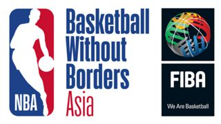Basketball Without Borders Asia Logo