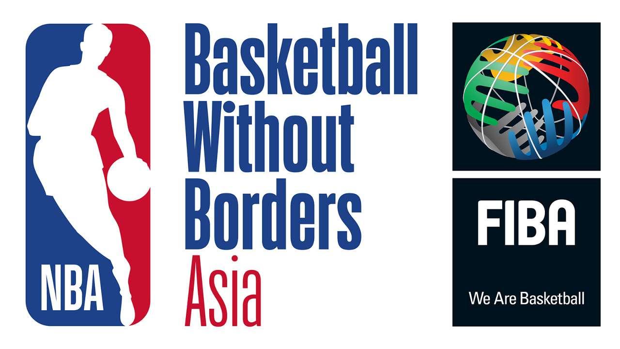 Basketball Without Borders Asia Logo