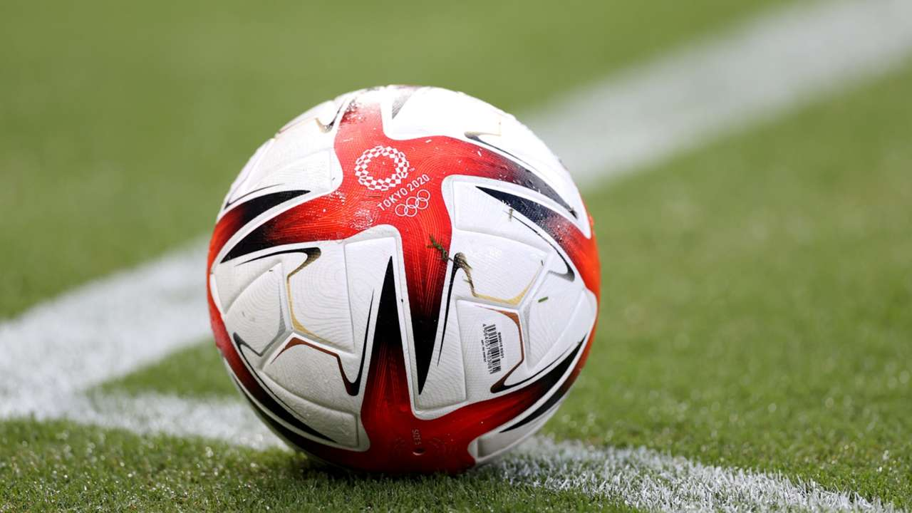 generic soccer ball - 2021 Olympics