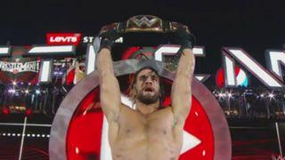 Rollins WWE Twitter FTR