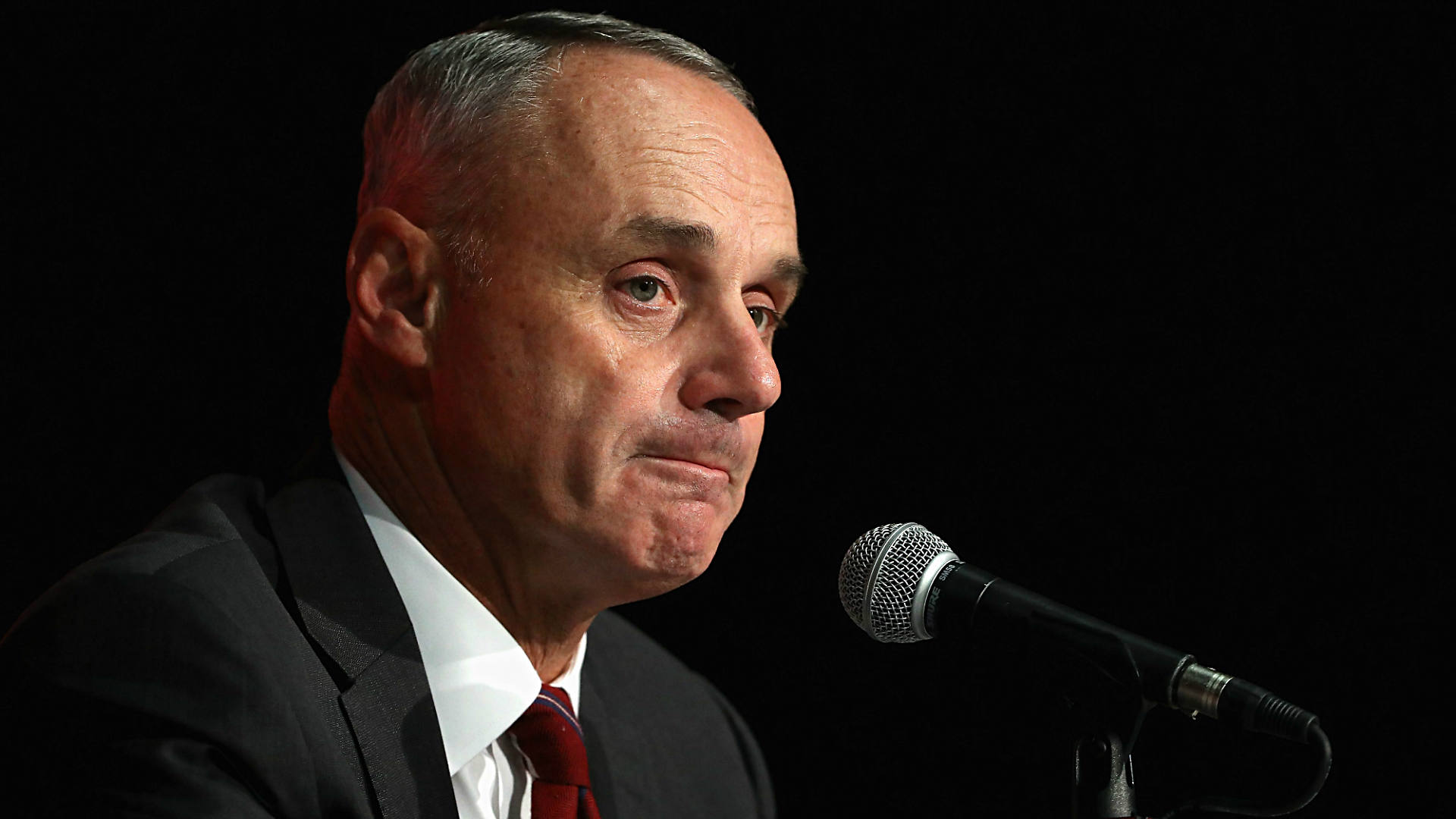 MLB coronavirus update: Rob Manfred's comments in response to Marlins outbreak not reassuring 1