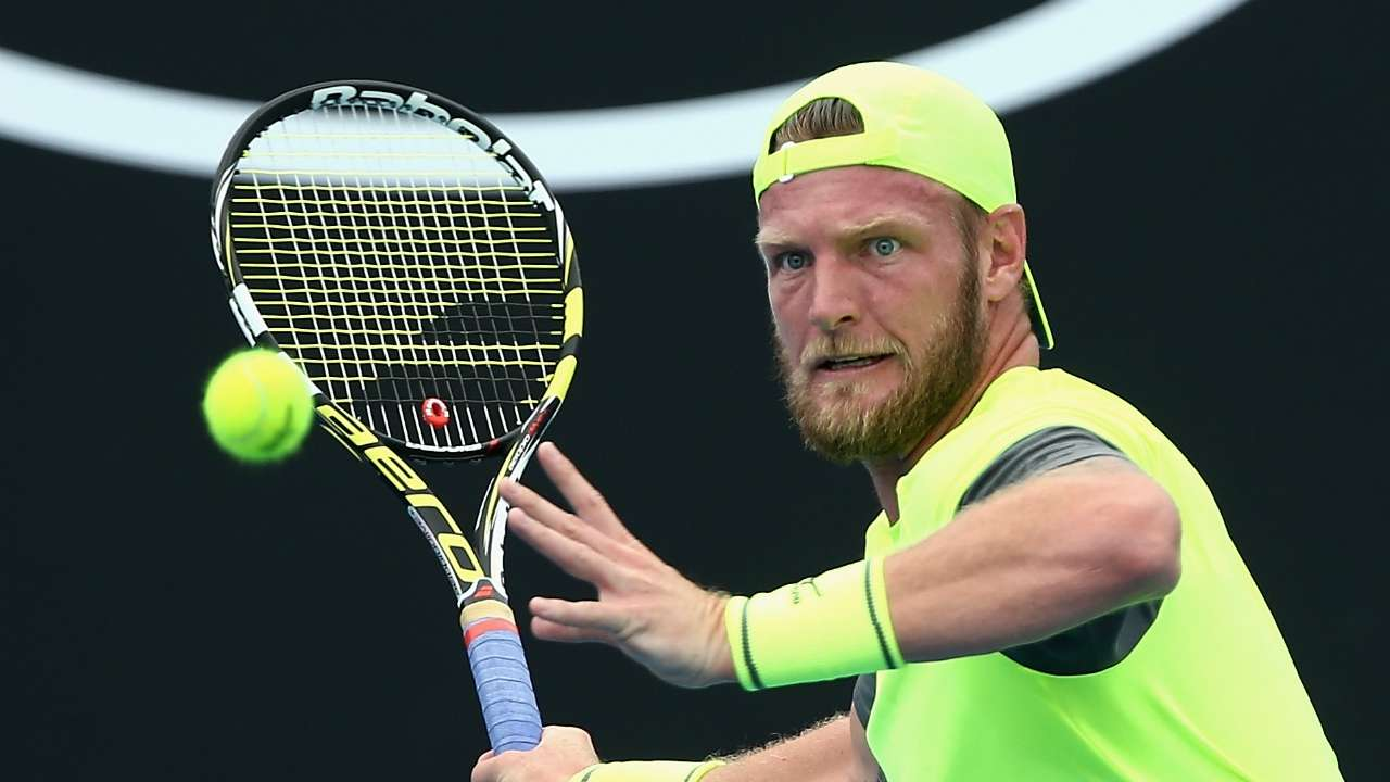 Sam Groth, Getty Images