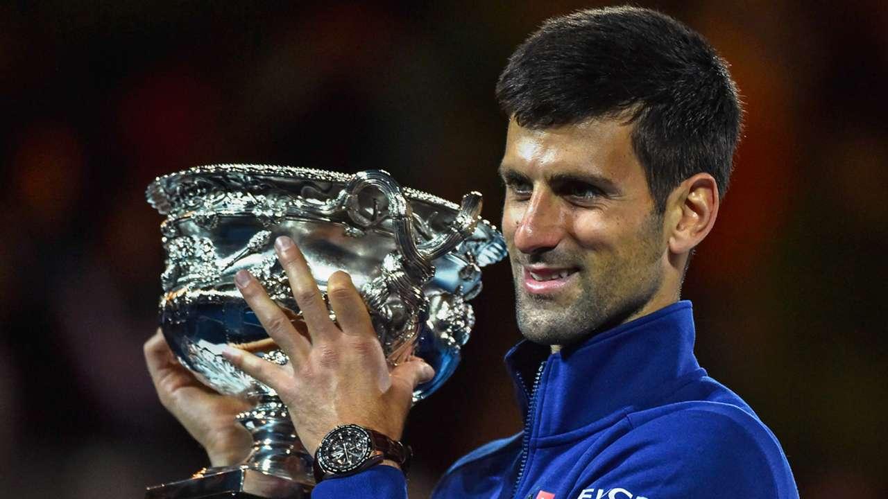 Best images from 2016 Australian Open