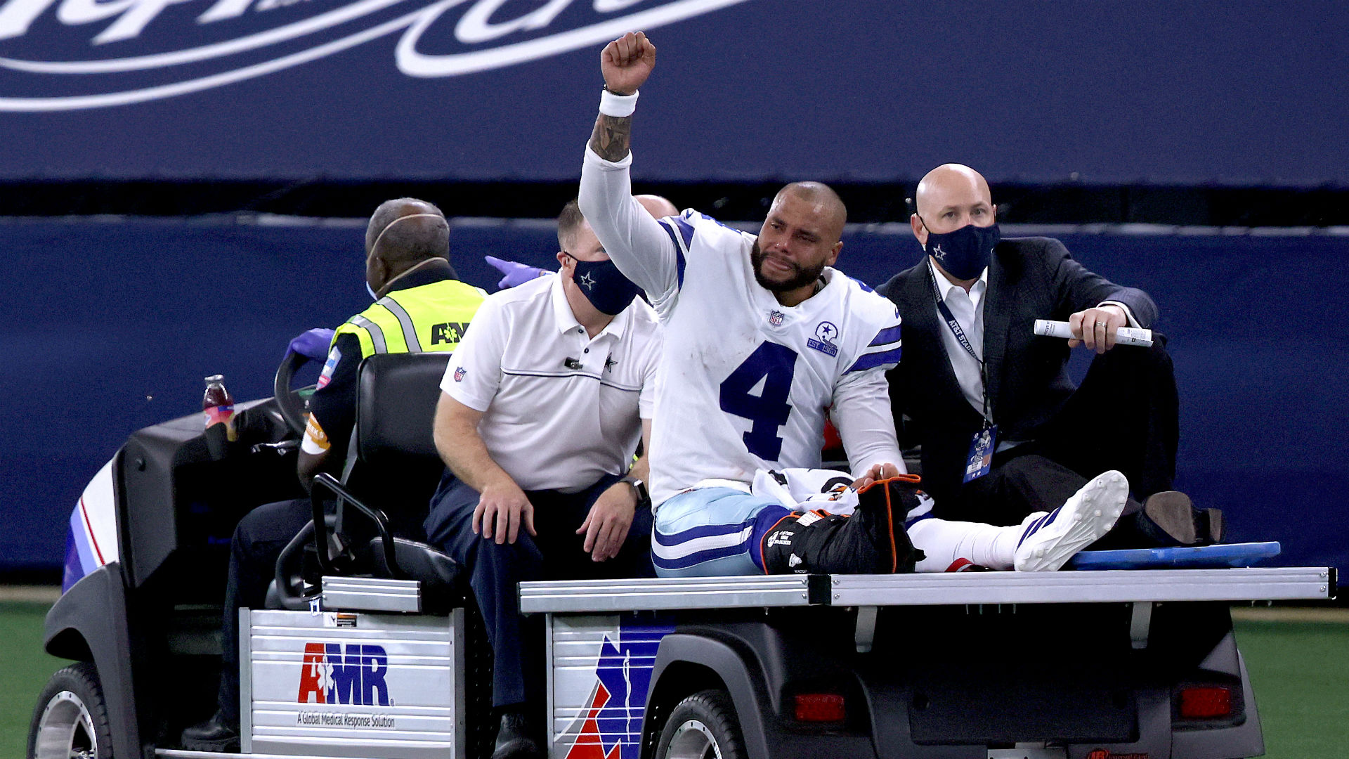 How long is Dak Prescott out? Injury timeline, return date, latest updates on Cowboys quarterback
