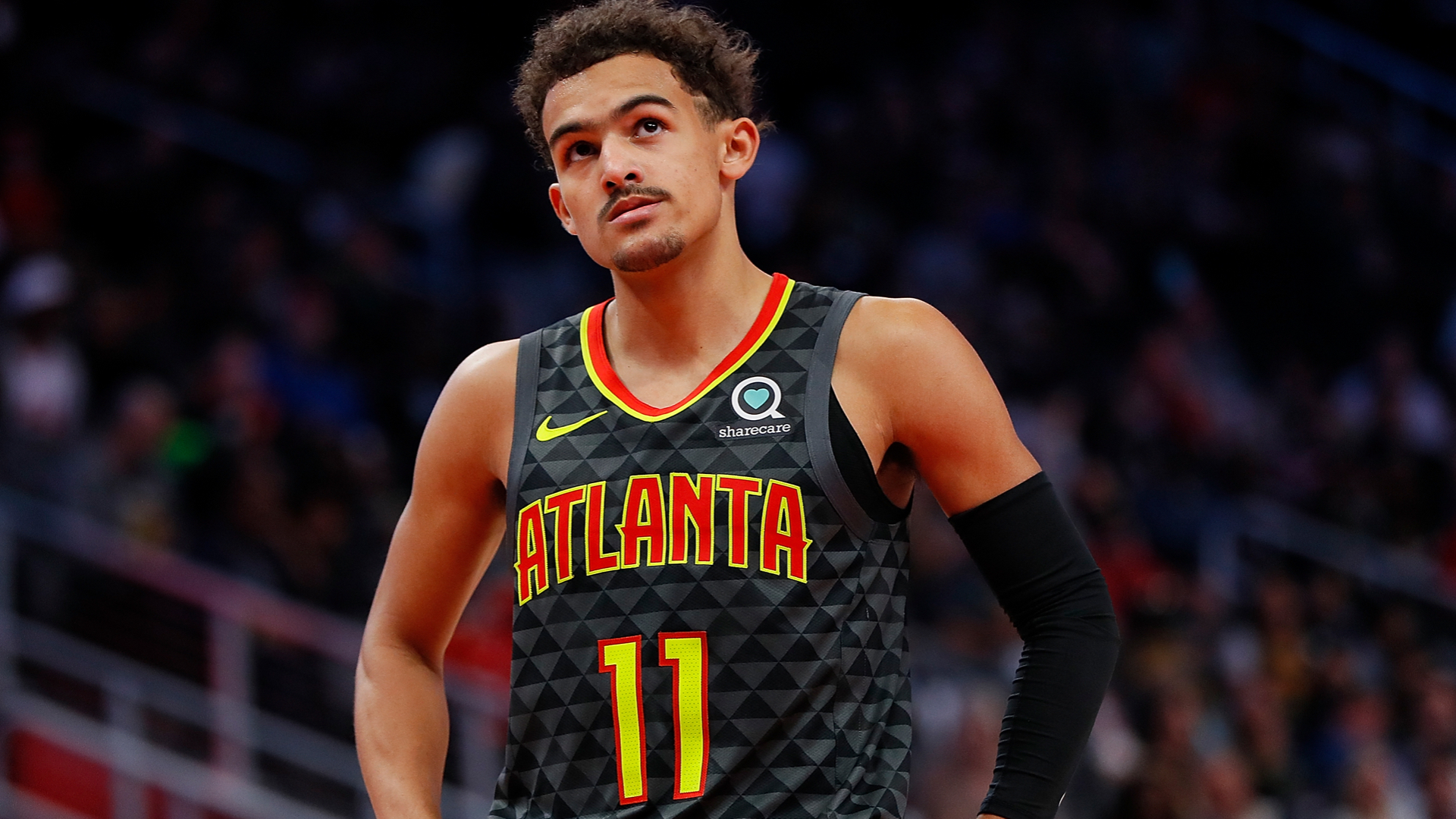 Trae Young injury update: Guard to miss Hawks' next two games with ankle sprain