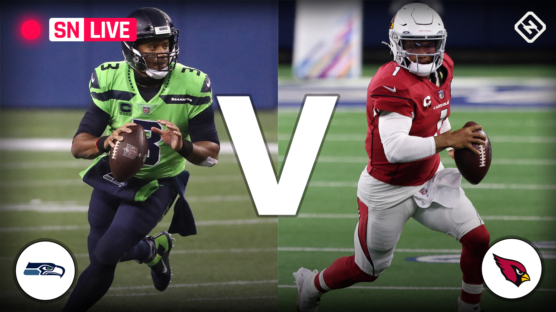 Seahawks vs Cardinals live score, updates, highlights from 'Sunday Night Football' game