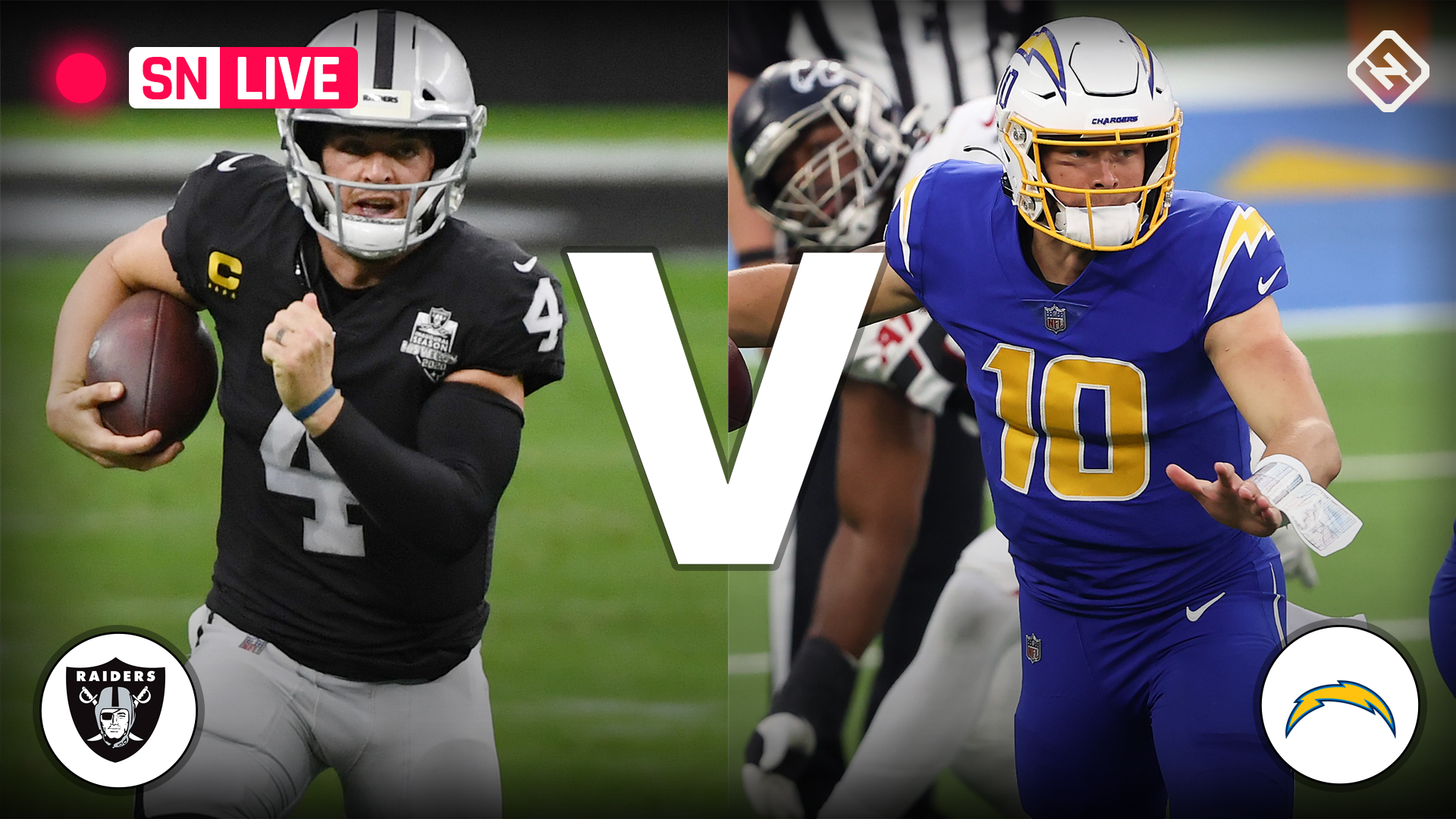 Raiders vs. Chargers score, results: Justin Herbert leads LA to overtime victory