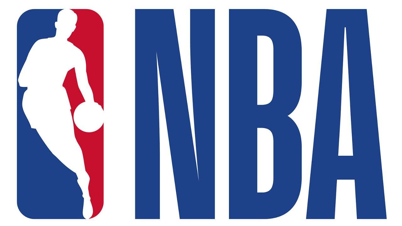 NBA Logoman word 1600x900 NBA logo official