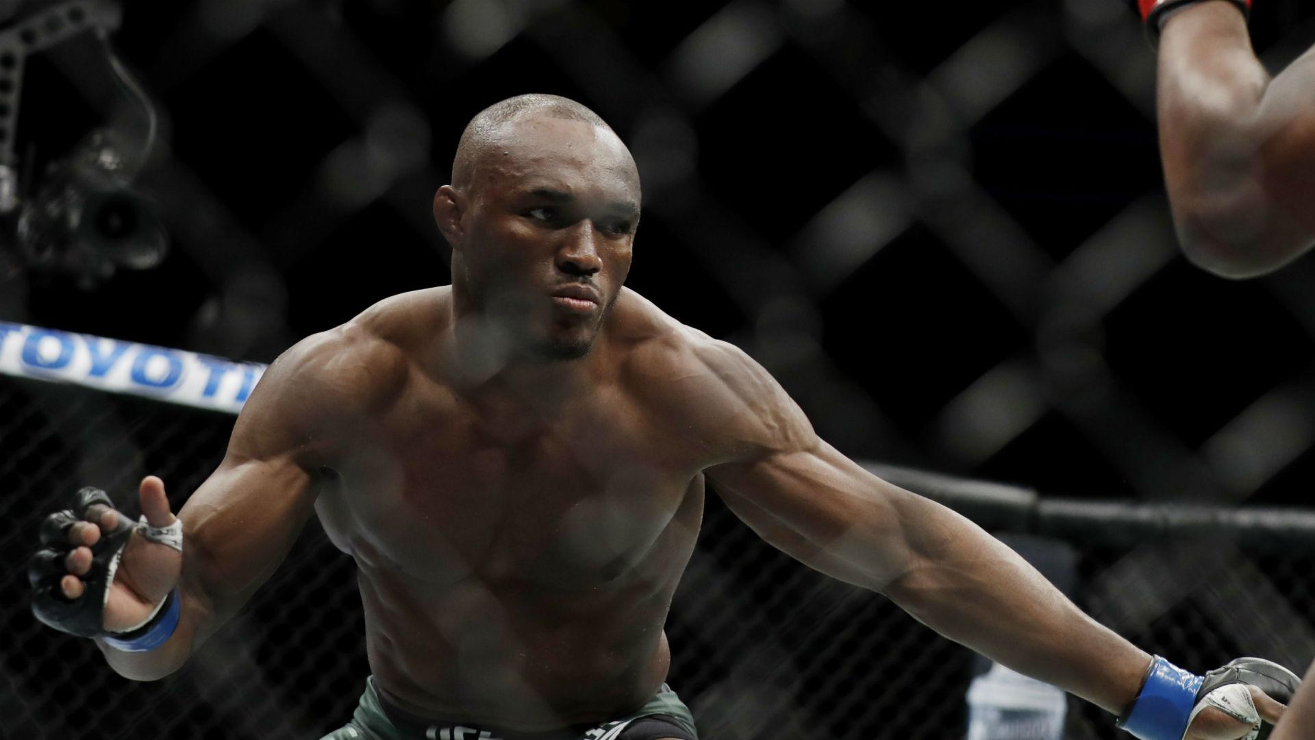 Kamaru Usman ready to humble 'studio gangster' Colby Covington and end his MAGA gimmick at UFC 245