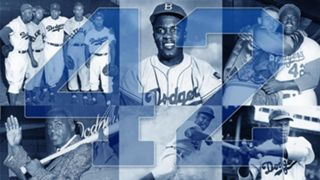 Jackie Robinson: 42 images from the Sporting News archives