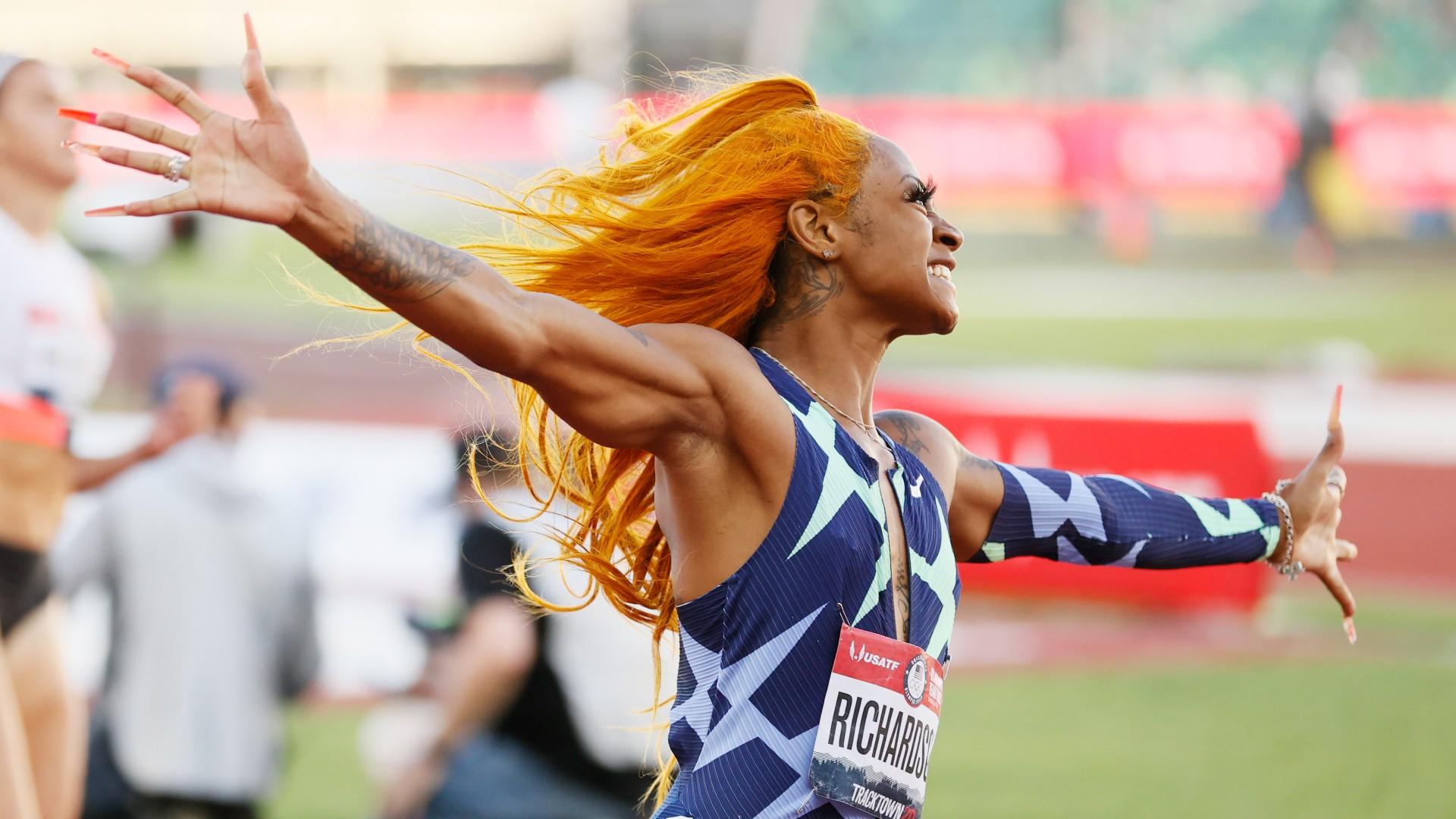 Excluding sprint star Sha'Carri Richardson from the US Olympic relay team is a foolish decision