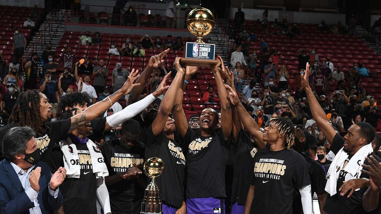 Sacramento Kings Summer League