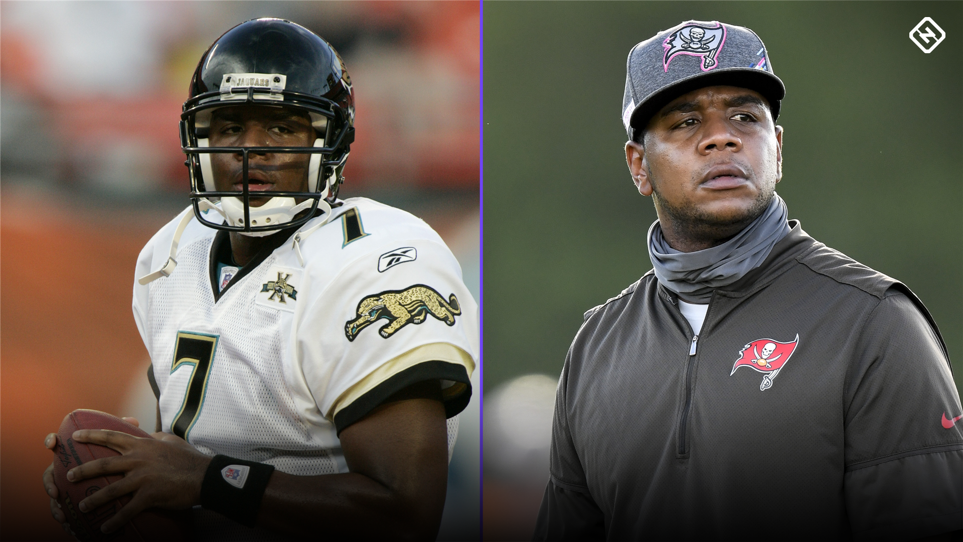 How Byron Leftwich went from Jaguars' QB to Buccaneers' offensive coordinator