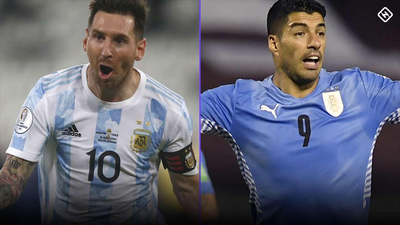 Lionel Messi - Luis Suarez