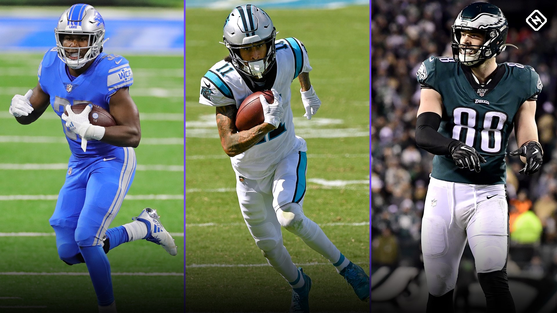 Week 2 Fantasy Flex Rankings