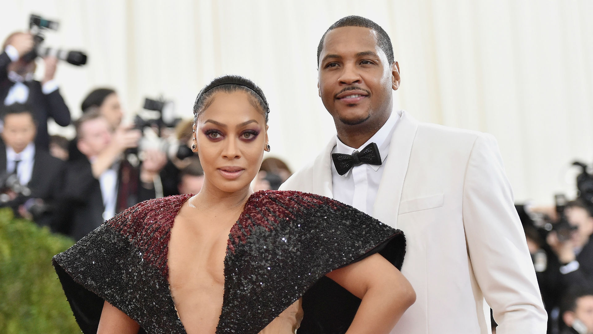 La La Anthony files for divorce from Carmelo Anthony, according to report