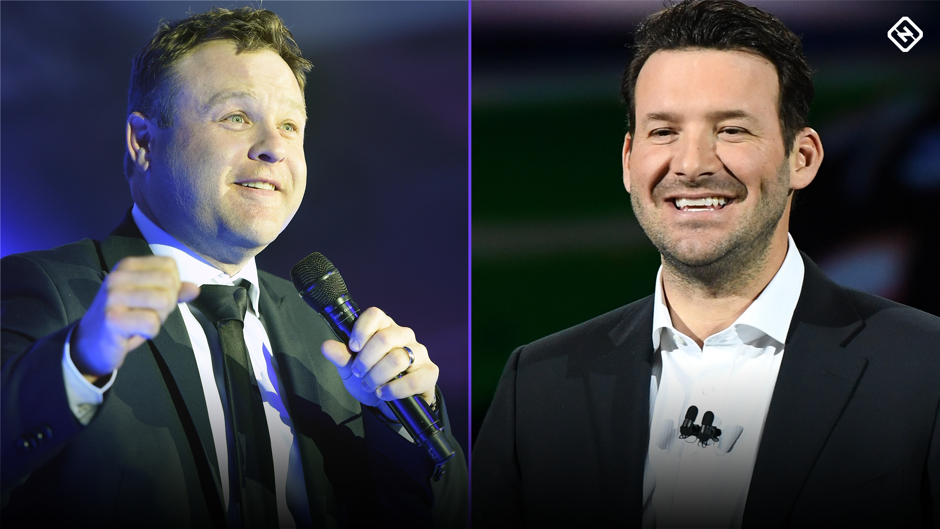 Frank Caliendo's impression of Tony Romo couldn't be more perfect