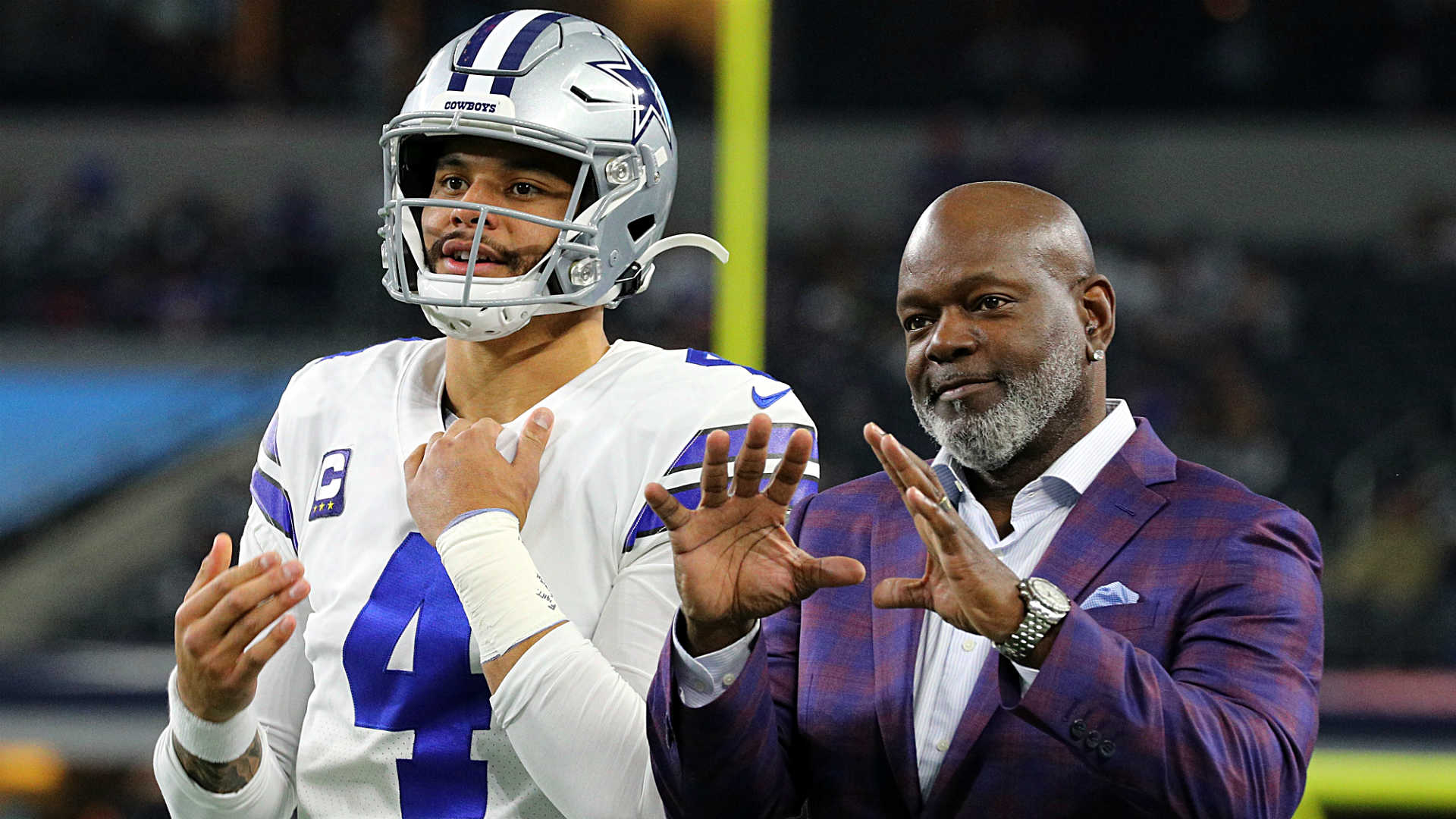 Dak Prescott can ignore Emmitt Smith; QB won't accept a discounted contract from Cowboys, of all teams