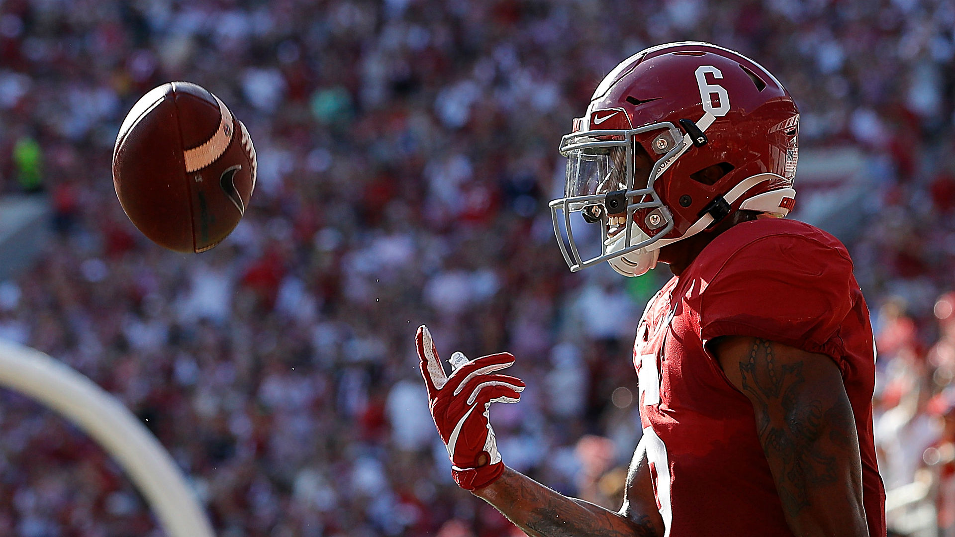 College football updated polls AP Top 25 Coaches Poll rankings after Week 7