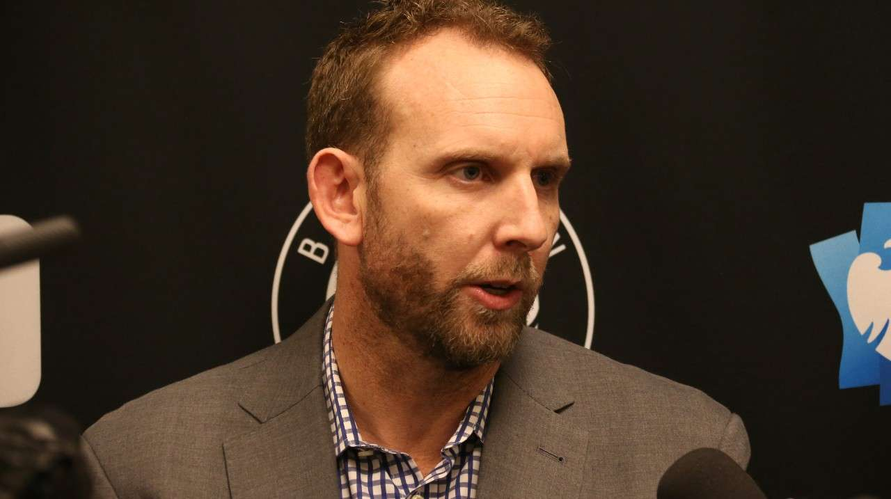 Brooklyn Nets Sean Marks