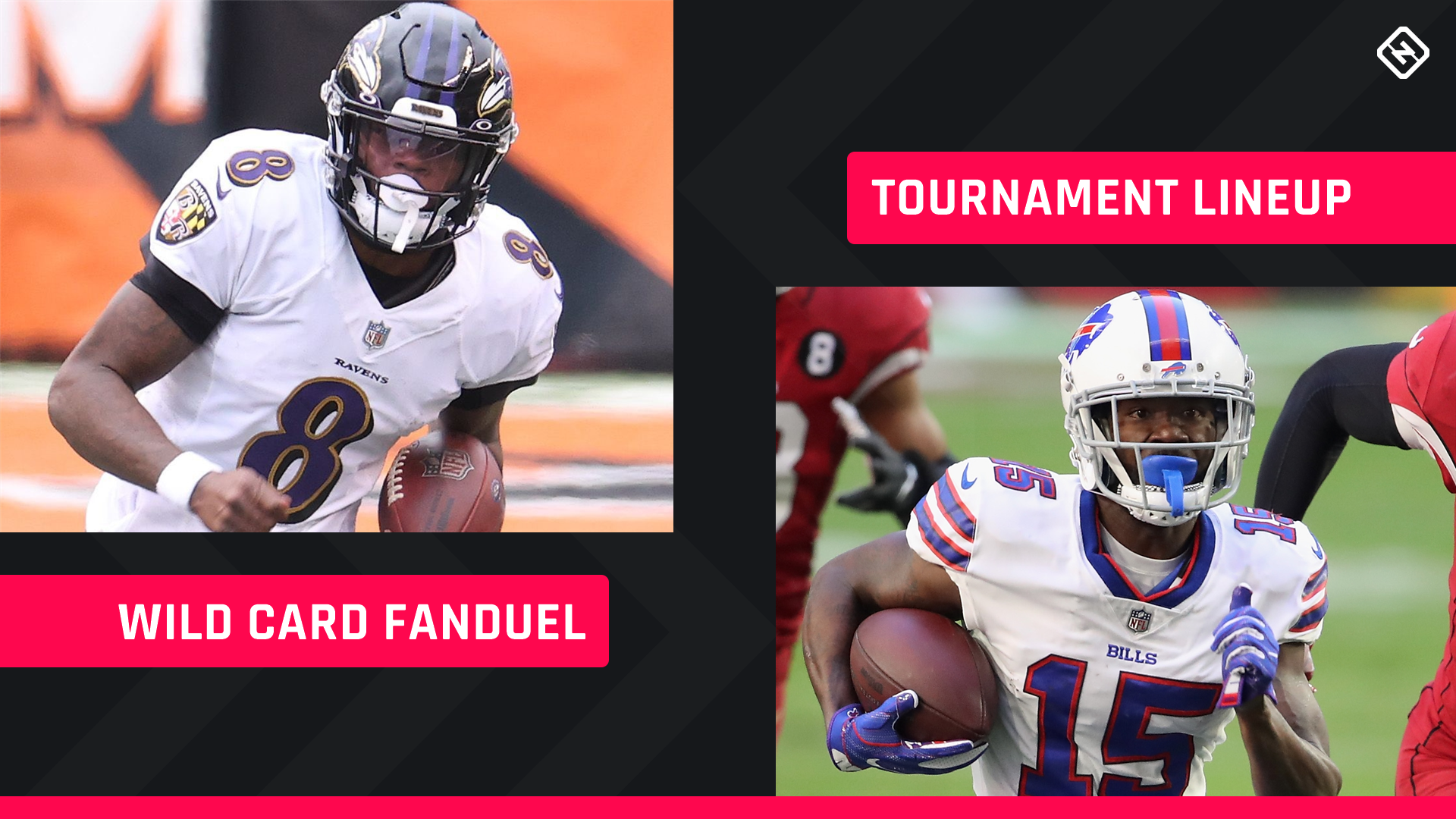 Wild Card FanDuel Picks: NFL DFS lineup advice for daily fantasy football tournaments