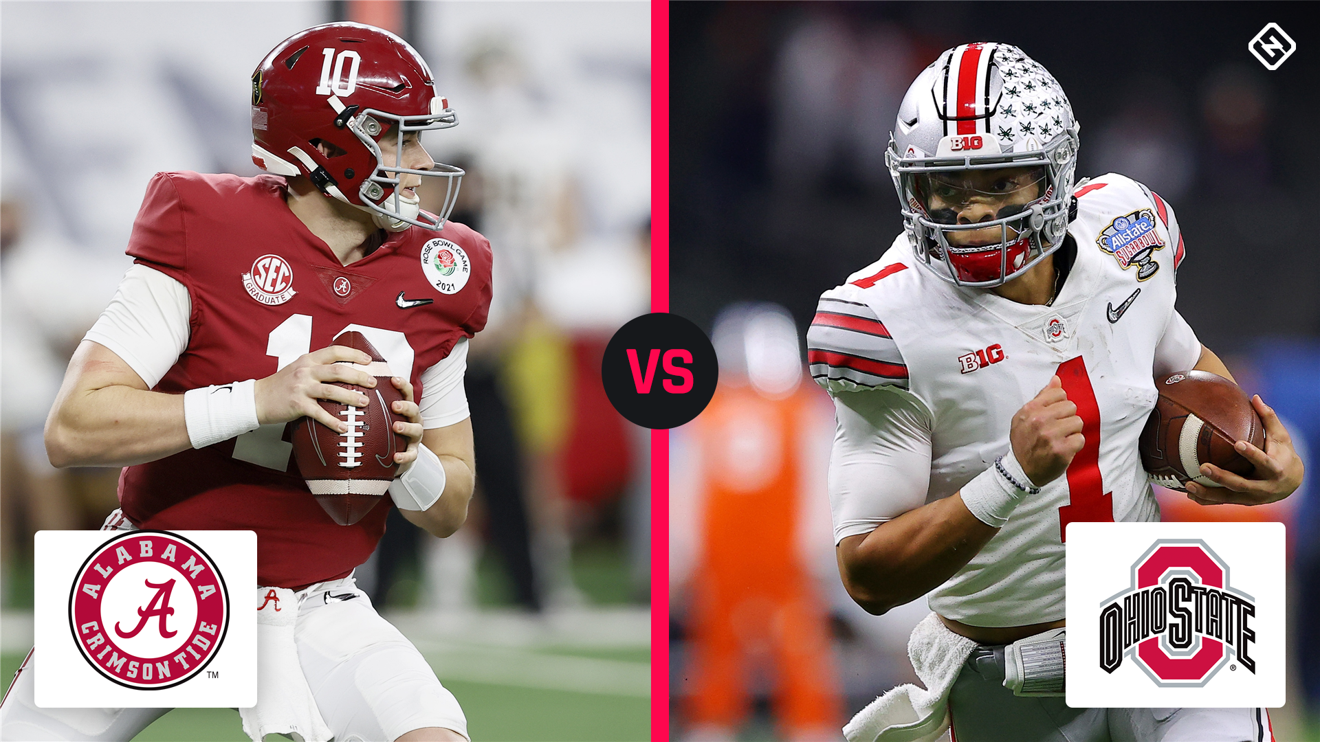 Alabama vs. Ohio State odds, predictions, betting trends for College Football Playoff championship 1