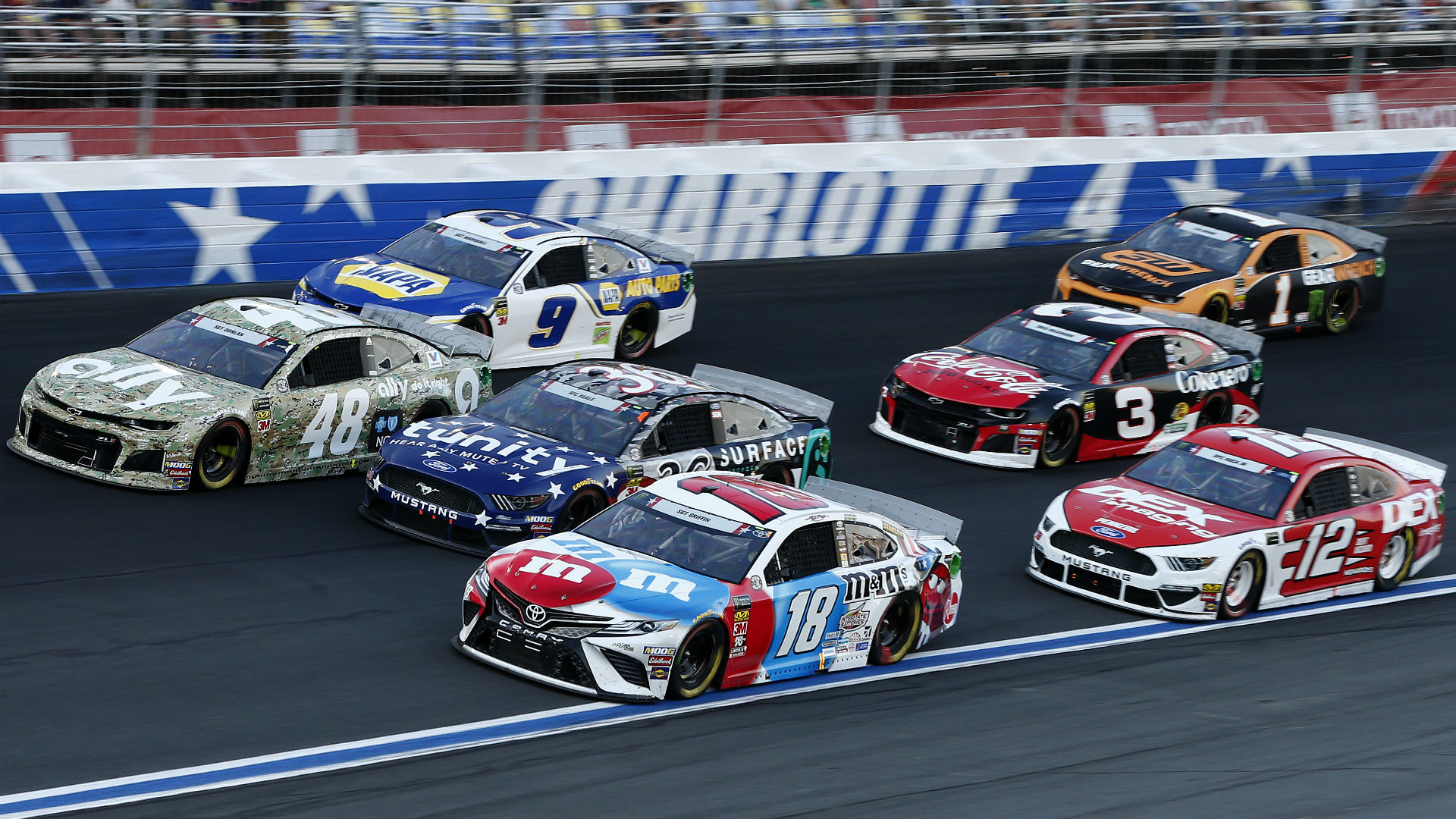Odds for NASCAR race at Charlotte: Expert picks & favorites to win Wednesday's Alsco Uniforms 500