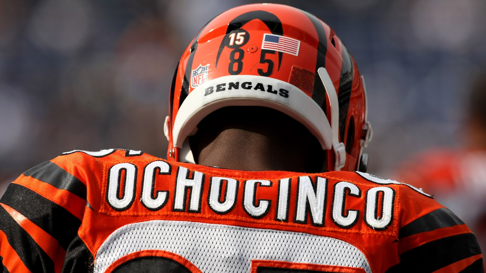 Why Chad Johnson changed his name again, explained: 'Ochocinco is still in me'