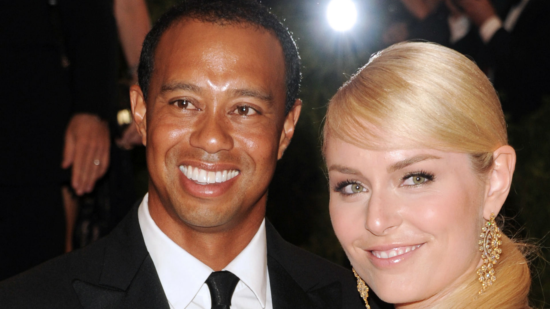 Tiger Woods' ex-wife and current girlfriend are BFFs ...