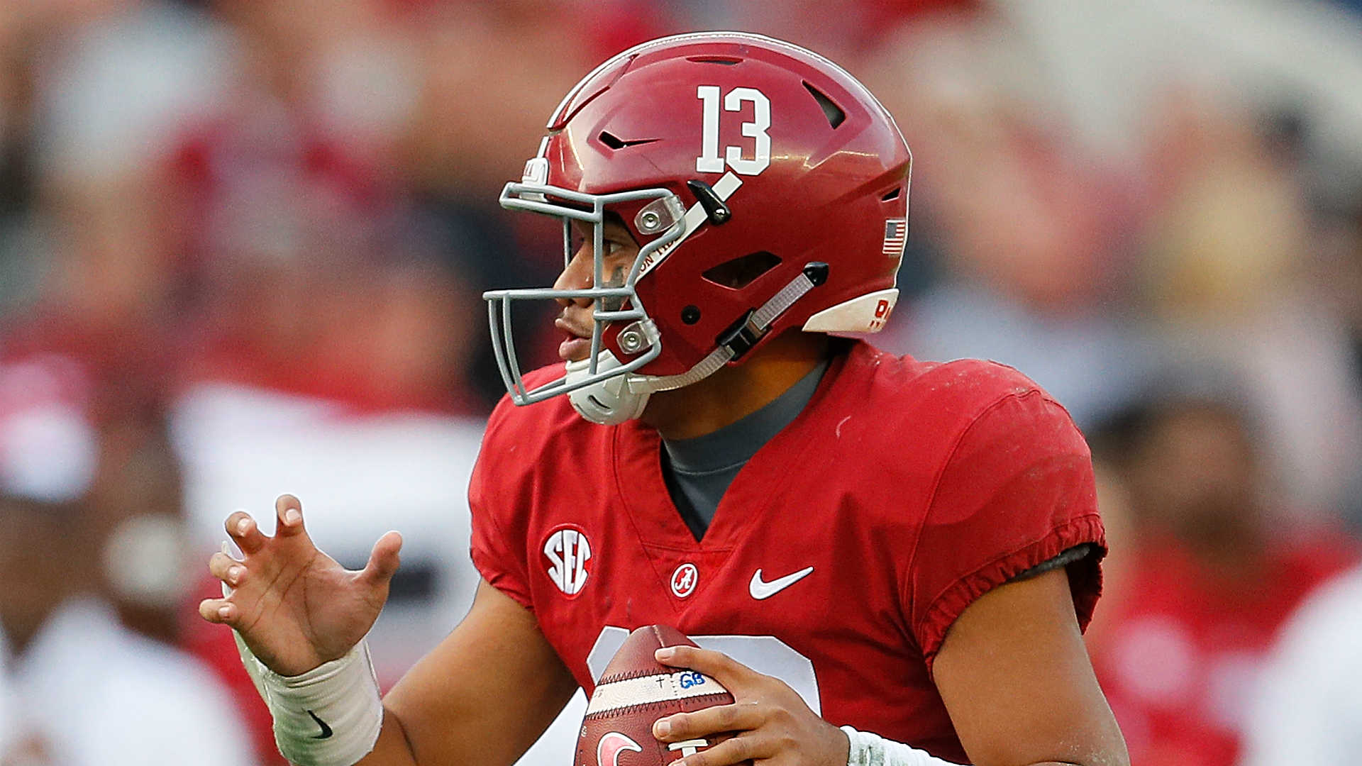 Tua Tagovailoa suffers dislocated hip, expected to make 'full recovery' per Alabama