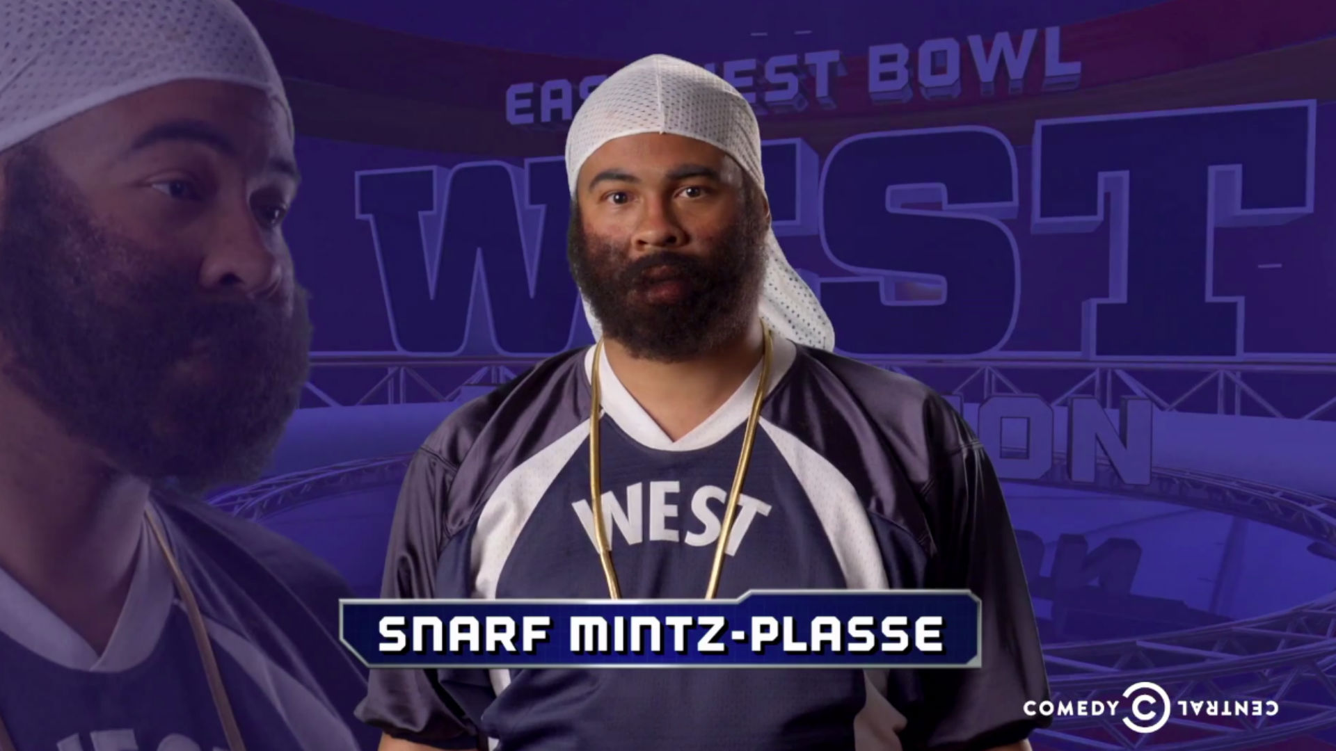 Key And Peele Reveal Hilarious East West Bowl 3 With Nfl Players Sporting News