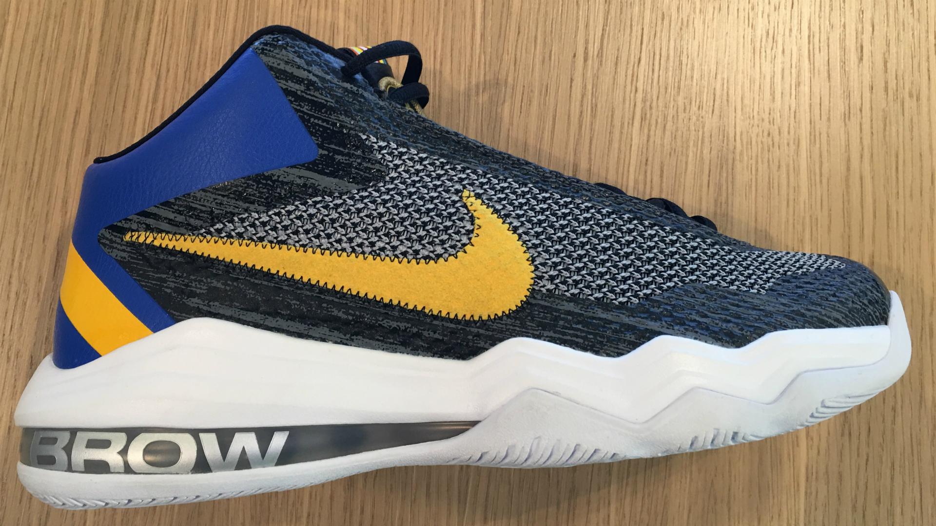 Anthony Davis Fear The Brow Shoes Headline Nike S Nba All