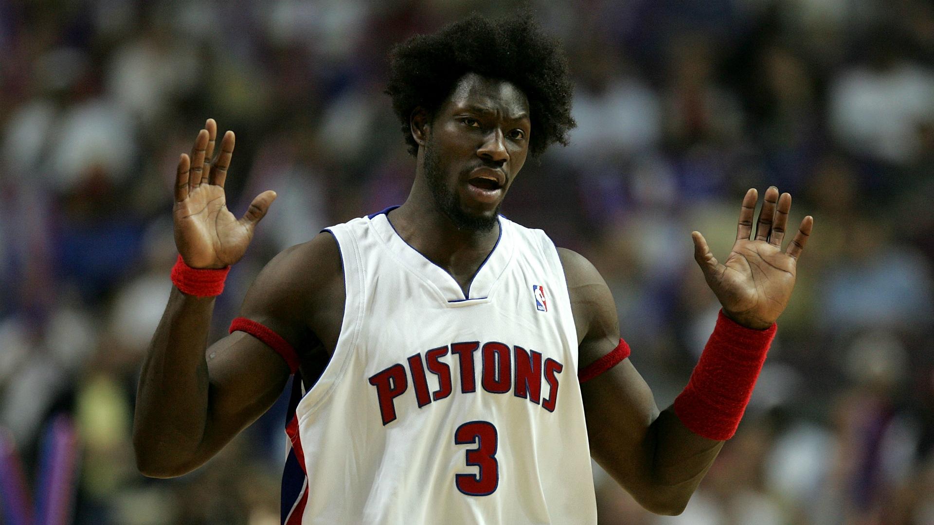Twitter admits Pistons Ben Wallace to winning Detroit NBA Draft lottery
