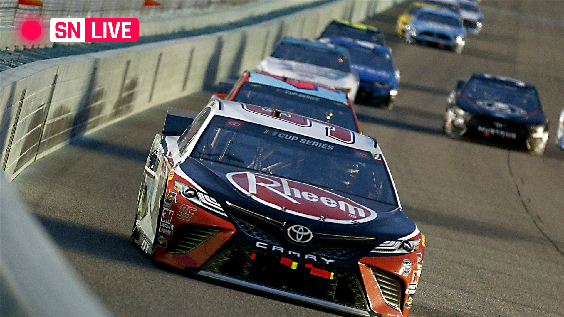 NASCAR at Homestead results: William Byron goes from 31st to first in Dixie Vodka 400 victory