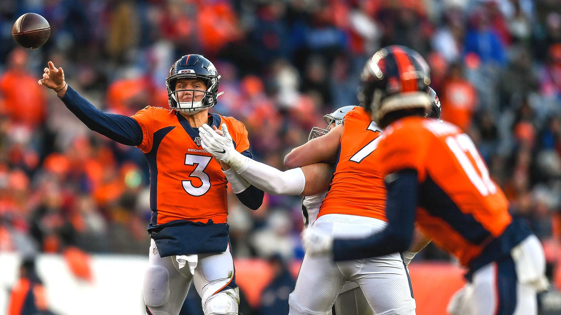 Guía de temporada baja de los Broncos 2020: agentes libres clave, necesidades del equipo, objetivos, límite salarial y selecciones de draft 9