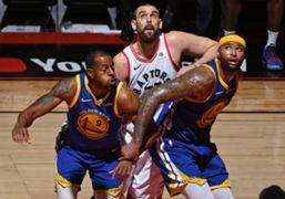 NBA FINALS 2019 GAME 2