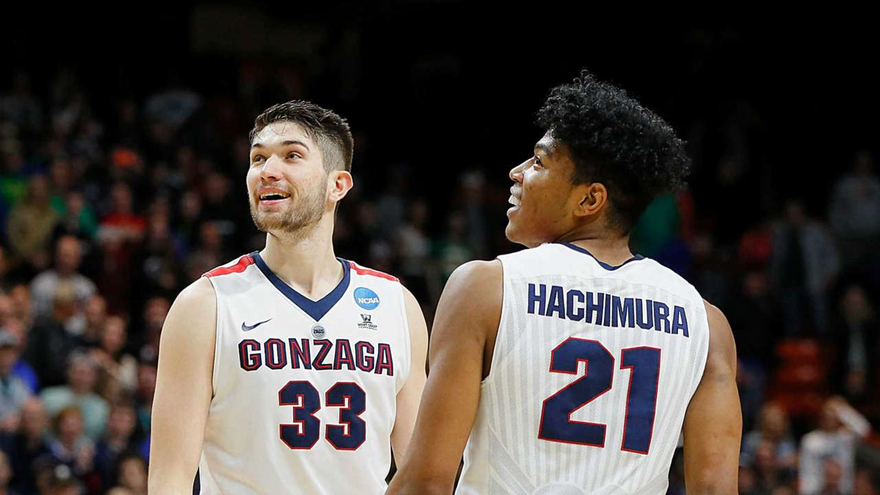 Killian Tillie-Rui Hachimura-011718-GETTY-FTR
