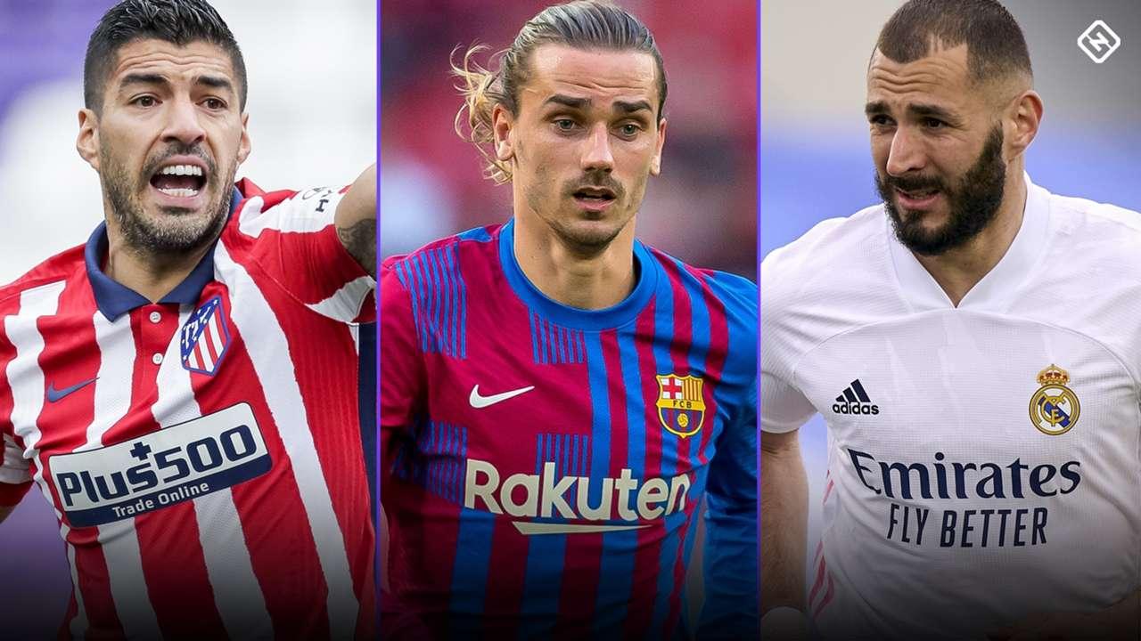 La Liga - 2021-2022 - preview image