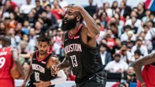 NBA Japan Games 2019 James Harden
