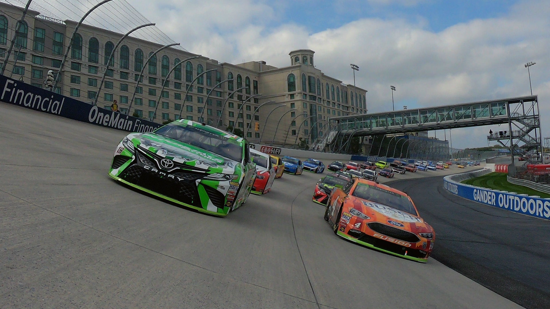 What channel is NASCAR on today? TV schedule, start time for Dover race