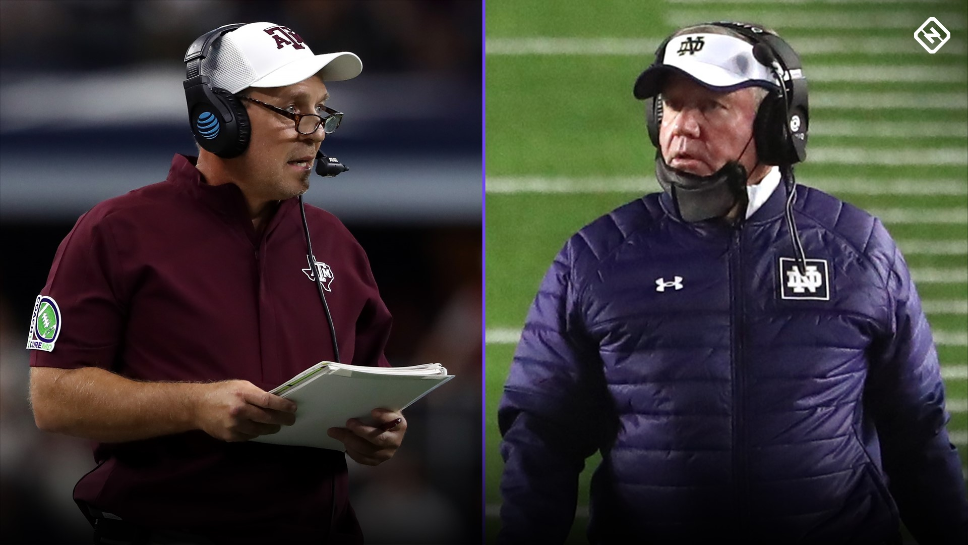 Texas A&M or Notre Dame? Breaking down College Football Playoff's uncomfortable debate