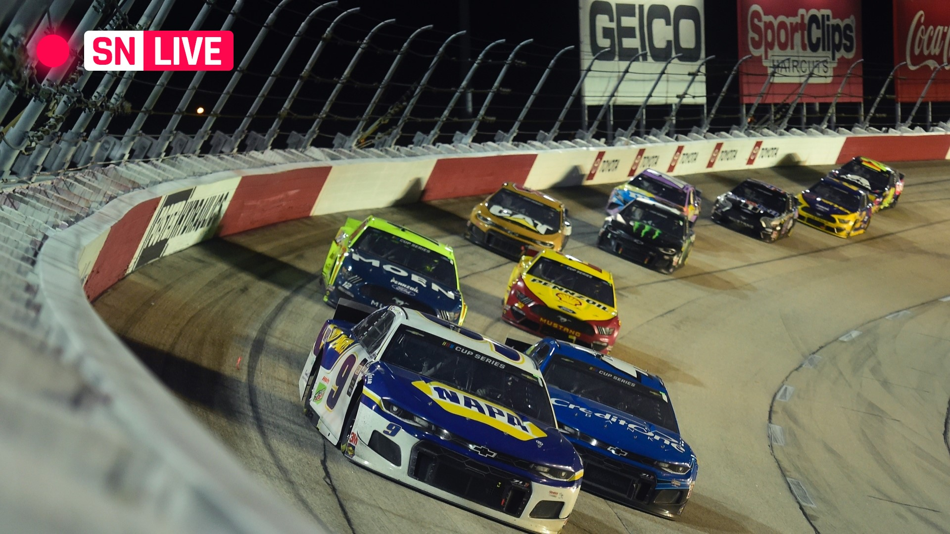 NASCAR at Darlington live race updates, results, highlights from the Southern 500