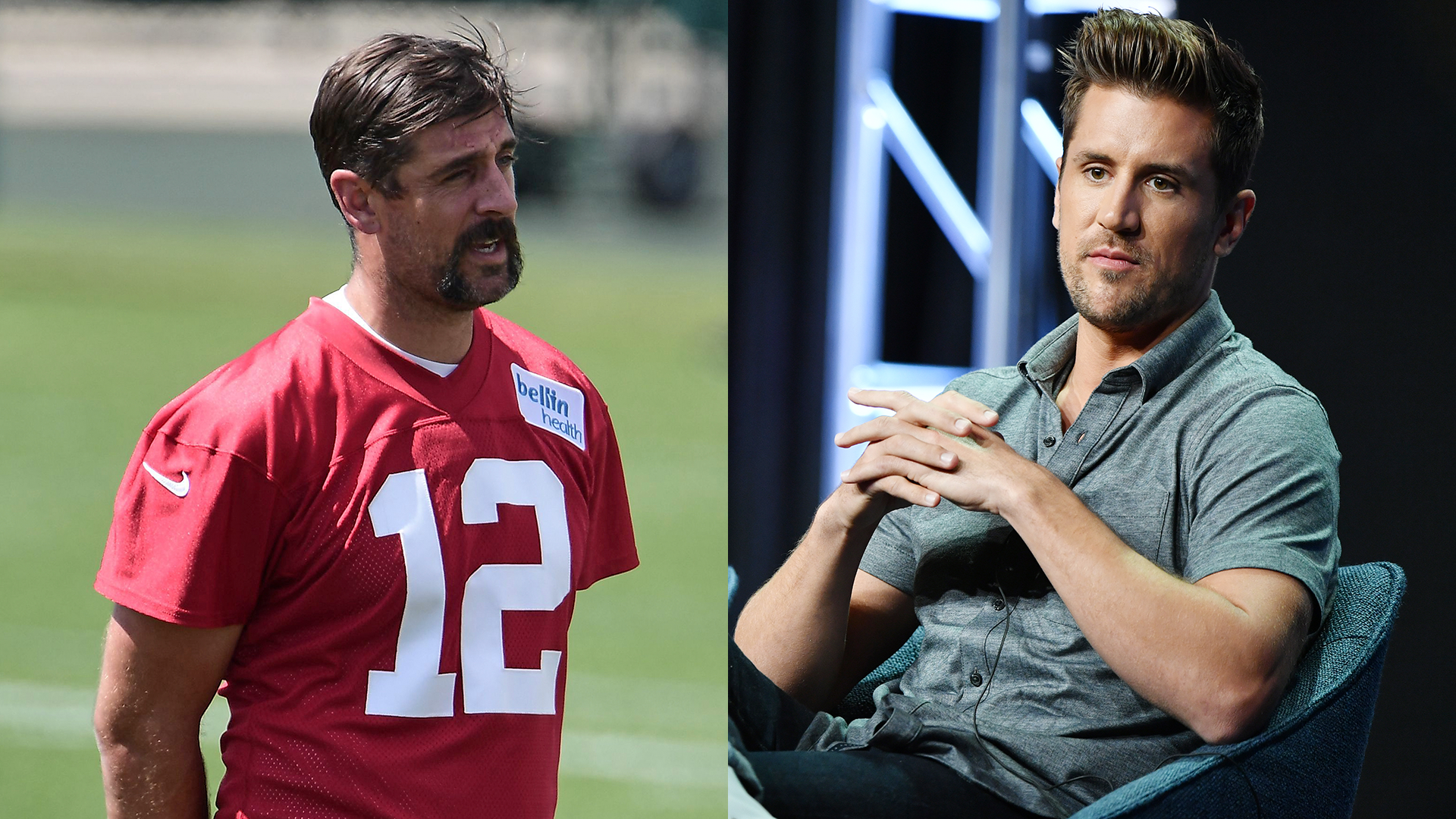 Does Aaron Rodgers Talk To His Brother Jordan What We Know About The Rodgers Family Rift Sporting News